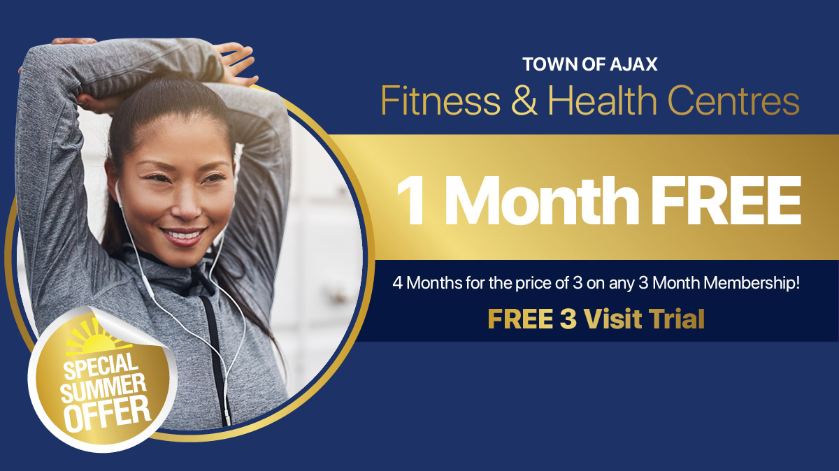 May Fitness Promotion Image