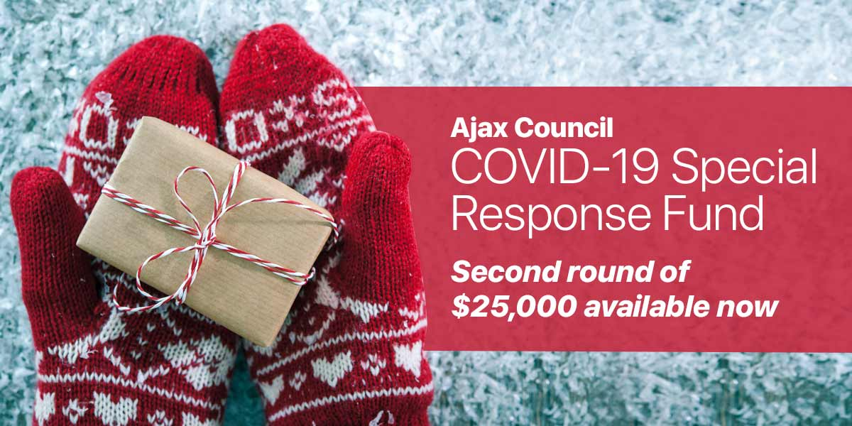 second round of COVID-19 special response funding