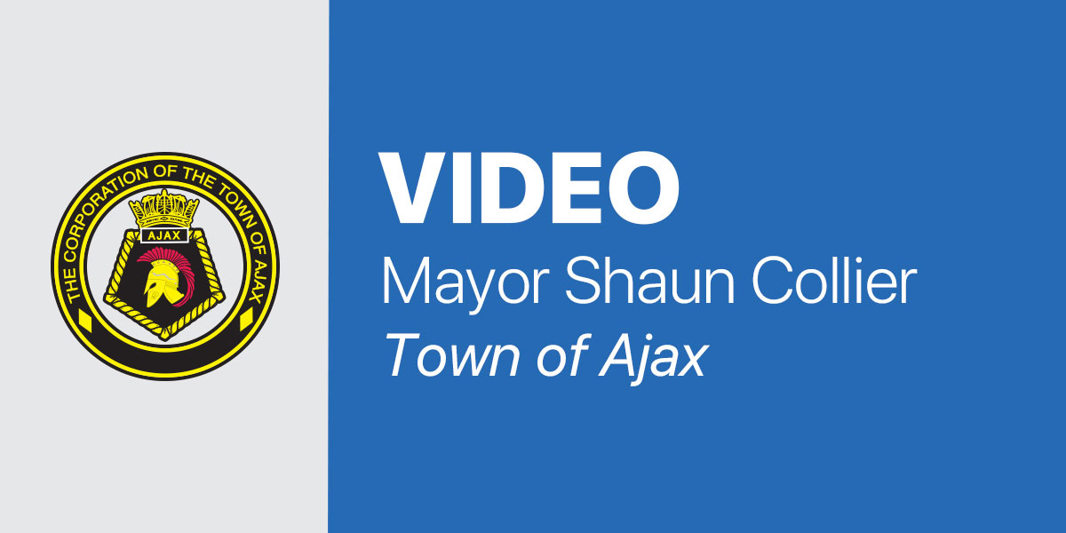 Mayor Collier Video Statement